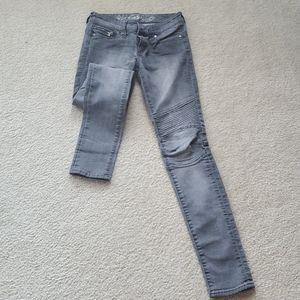 Express moto jeans